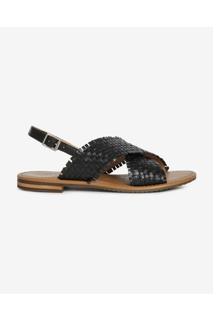 Geox Sozy Sandals Black