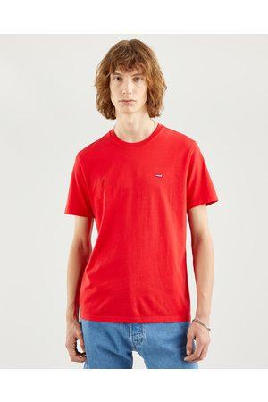 Levi's Homem T-shirts & Manga Curta - Original Housemarked T-shirt Red