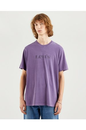 Levi's Relaxed T-shirt Violet