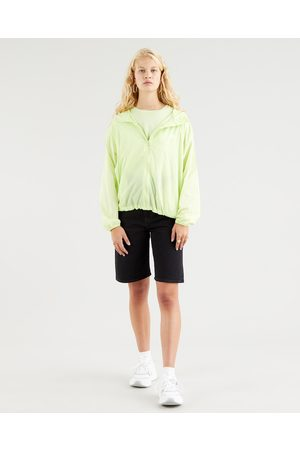 Levi's Lina Packable Jacket Green