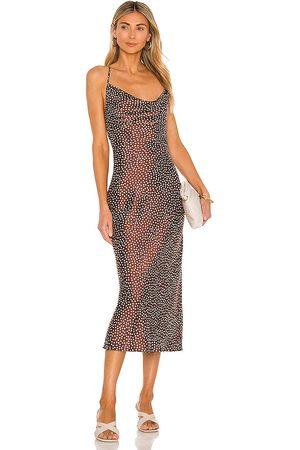 Lovers + Friends Senhora Vestidos Midi - Lauren Midi Dress in - . Size L (also in XXS, XS, S, M).