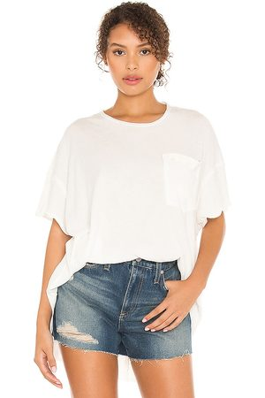 Free People Take It Easy Tee in - . Size L (also in XS, S, M).
