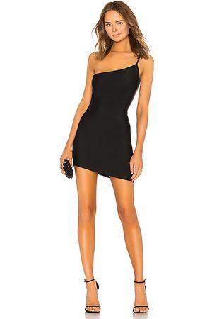 superdown Senhora Vestidos Assimétricos - Rumer Asymmetrical Mini Dress in - . Size S (also in L).