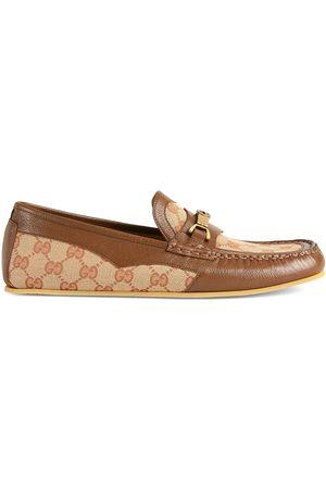 Gucci Homem Oxford & Moccassins - Interlocking G Horsebit driving shoes
