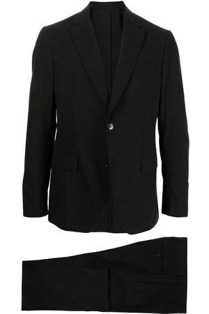 Salvatore Ferragamo Single-breasted cotton suit