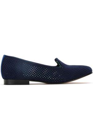Blue Bird Suede loafers