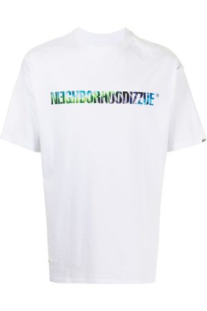 Izzue Slogan print T-shirt