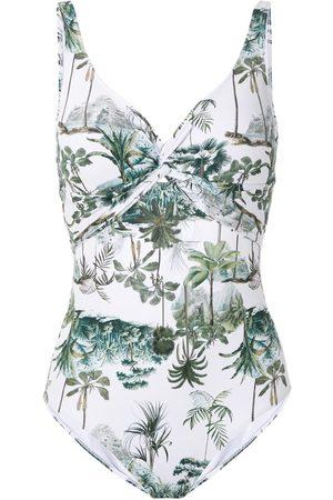 Lygia & Nanny Adriana printed swimsuit