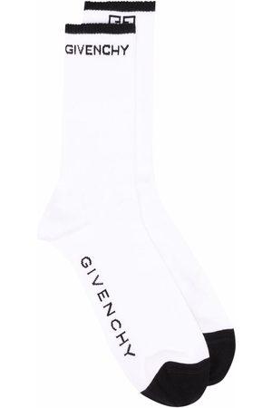 Givenchy Logo-printed socks