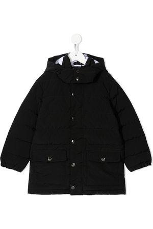 Dolce & Gabbana Kids Padded hooded coat