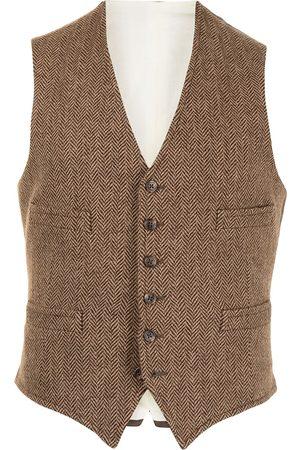 Polo Ralph Lauren Herringbone-pattern vest