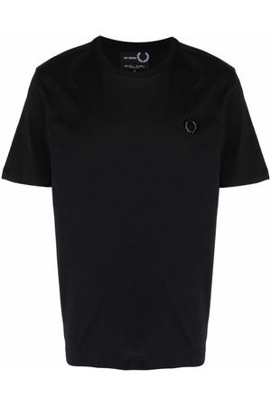 Fred Perry Chest logo cotton T-shirt