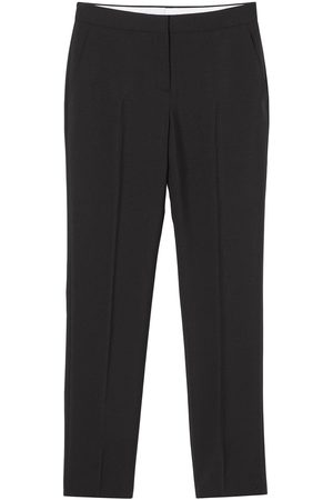 Burberry Mohair-wool blend tailored trousers