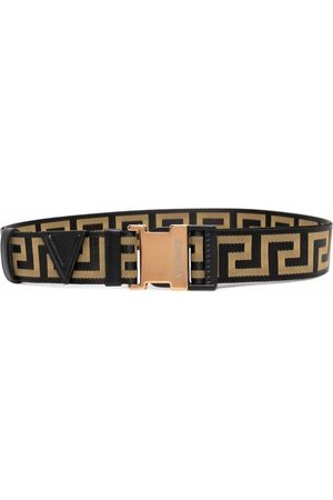 VERSACE Homem Cintos - Greca ribbon belt