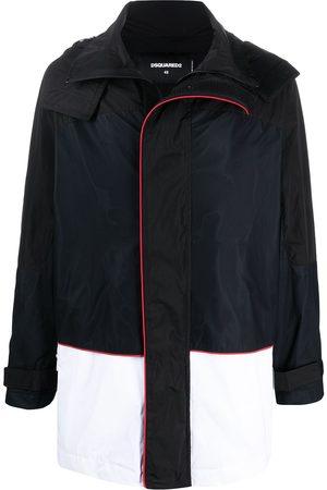 Dsquared2 Logo-print padded coat