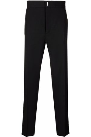 Givenchy Homem Calças Formal - Tailored wool trousers
