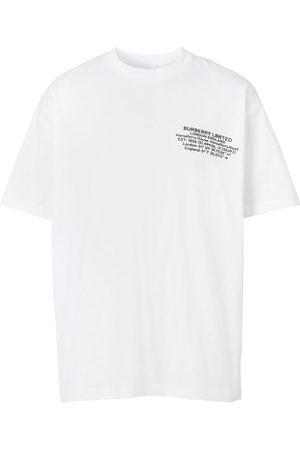 Burberry Horseferry-print T-shirt