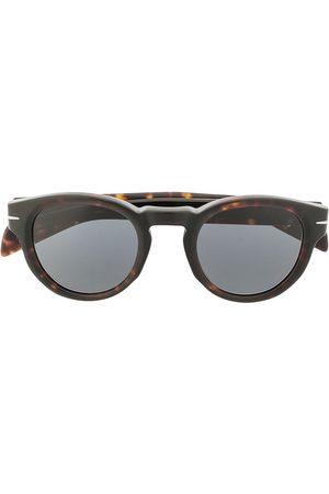 DB EYEWEAR BY DAVID BECKHAM 7041/S round frame sunglasses
