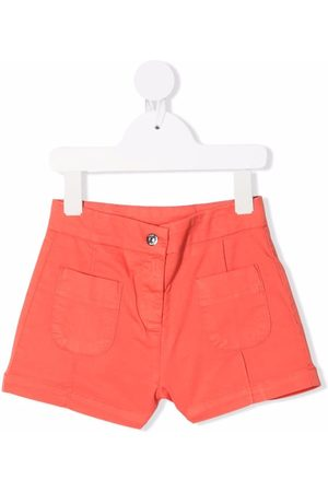 KNOT Becky twill shorts