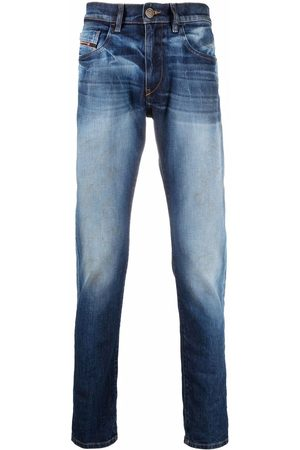 Diesel D-Strukt low-rise slim-fit jeans