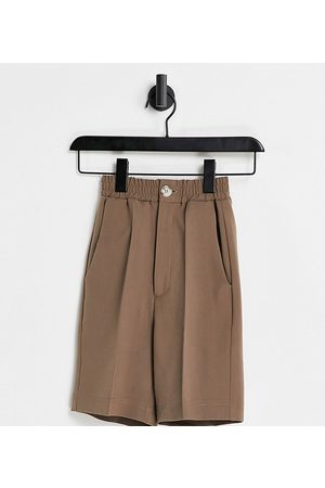 Collusion Smart short in brown