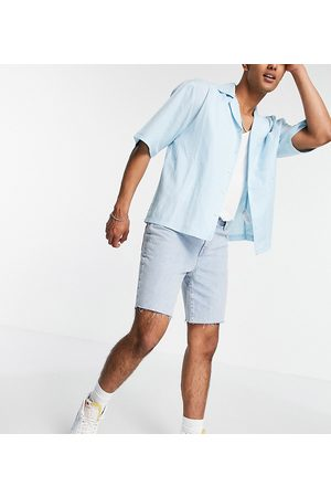 Collusion 90s denim shorts in blue