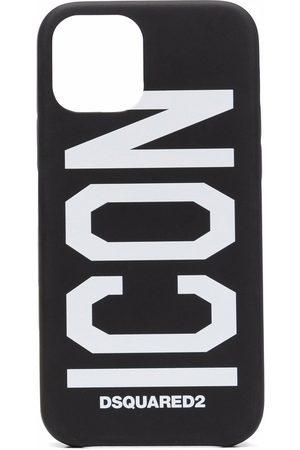 Dsquared2 Homem Phones - Icon logo iPhone 12 Pro case