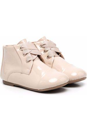 Age of Innocence Menina Botins - Janepu lace-up ankle boots