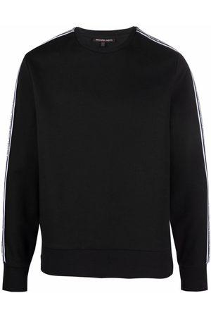 Michael Kors Homem Camisolas - Logo-trim jumper