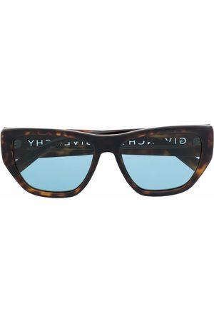 Givenchy Eyewear Tortoiseshell-effect cat-eye sunglasses