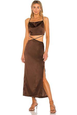 Hansen & Gretel Senhora Vestidos - X REVOLVE Serpentine Dress in - . Size L (also in XS, S, M).