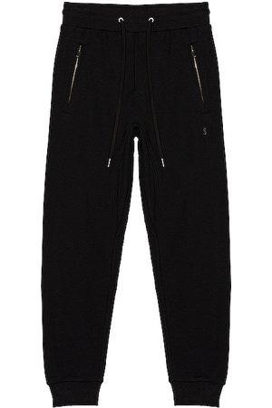 KSUBI Homem Calças - Restore Trax Pant in - Black. Size L (also in S, M, XL).