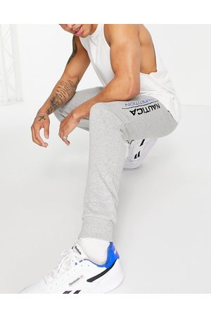 Nautica Competition Fin joggers in grey