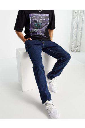 Lee Homem Retos - Brooklyn classic straight jeans-Blue