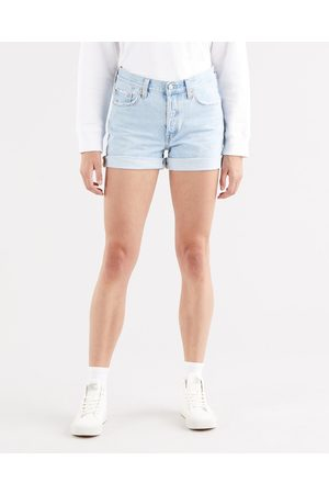 Levi's 501® Rolled Shorts Blue