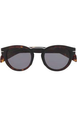 Eyewear by David Beckham Homem Óculos de Sol - Round-frame sunglasses