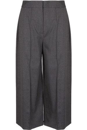 Proenza Schouler Senhora Culottes - Melange suiting culotte trousers
