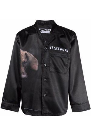 Vyner Articles Homem Formal - Hilma Digital-print Pyjama shirt