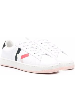 Kenzo Cushioned lace-up trainers