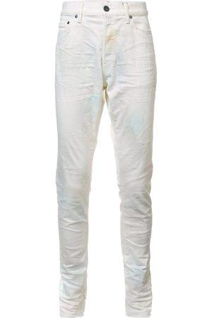 JOHN ELLIOTT Homem Slim - Creased slim-fit jeans