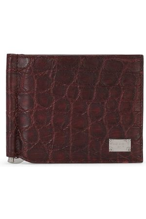 Dolce & Gabbana Bi-fold leather wallet