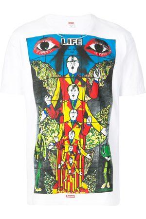 Supreme Homem T-shirts & Manga Curta - Gilbert & George Life T-shirt