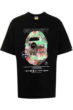 A Bathing Ape Graphic-print T-shirt