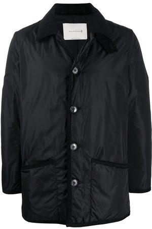 MACKINTOSH BRUNEL single-breasted paddock jacket