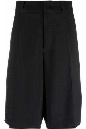 VALENTINO Tailored knee-length shorts