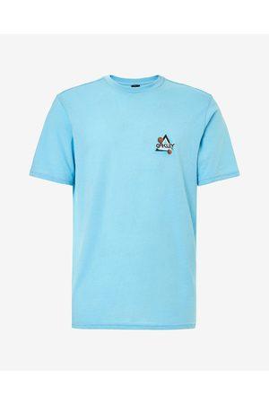 Oakley Space Polygon T-shirt Blue