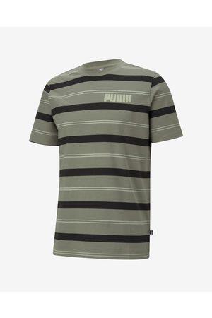 Puma Homem T-shirts & Manga Curta - Modern Basics Advanced T-shirt Grey