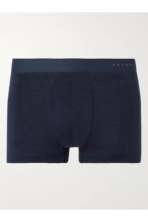 FALKE Ergonomic Sport System Merino Wool and Silk-Blend Boxer Briefs