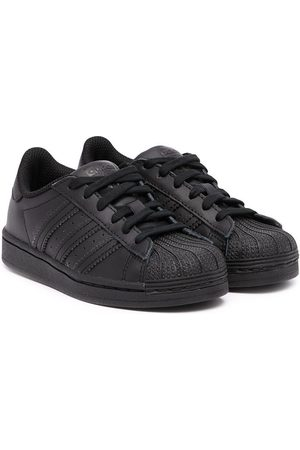 adidas Menino Ténis - Superstar low-top leather sneakers