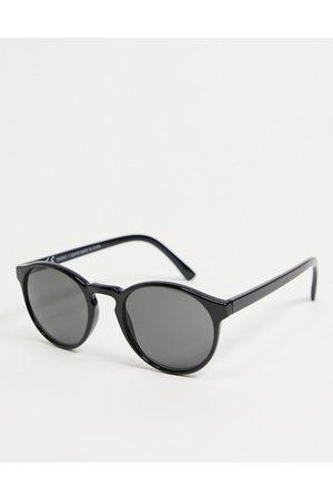 Weekday Spy sunglasses in black